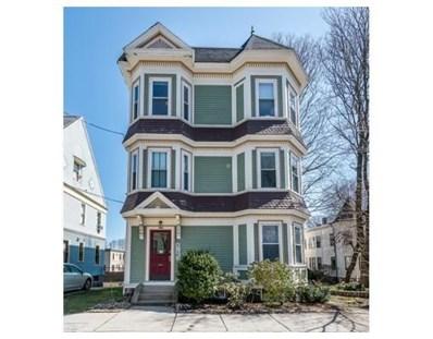 146 Chestnut Avenue UNIT 3, Boston, MA 02130 - #: 72479492