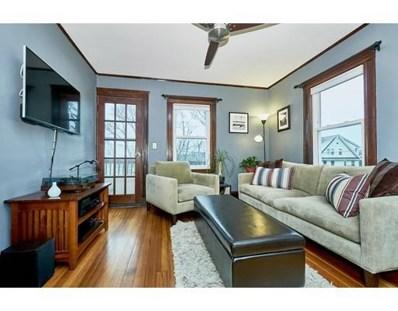 22 Taft Hill Terrace UNIT 3, Boston, MA 02131 - #: 72479540