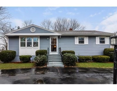14 Central Drive, Stoughton, MA 02072 - #: 72479696