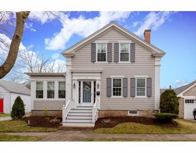 8 Walnut St, Fairhaven, MA 02719 - #: 72480328