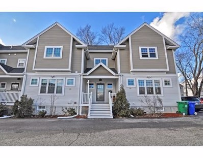 171 Derby UNIT C, Newton, MA 02465 - #: 72480710