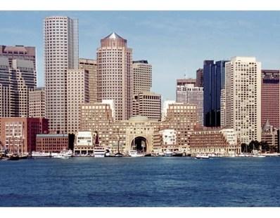 20 Rowes Wharf UNIT 705, Boston, MA 02110 - #: 72481113