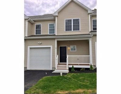 58 Reed Avenue UNIT #14, North Attleboro, MA 02760 - #: 72481463