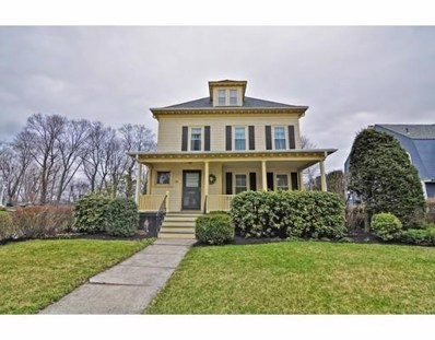 38 Forest St, Worcester, MA 01609 - #: 72482238