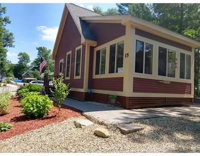 15 Whispering Pines Rd UNIT 15, Westford, MA 01886 - #: 72482848