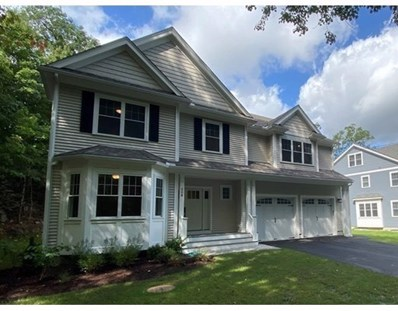 508 South Border Road UNIT A, Winchester, MA 01890 - #: 72483056