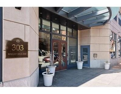 303 Columbus Ave UNIT 804, Boston, MA 02116 - #: 72483226
