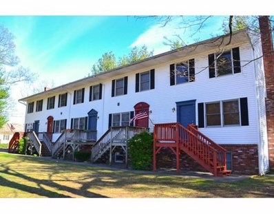55 Bliss Ave UNIT 4, Attleboro, MA 02703 - #: 72483332