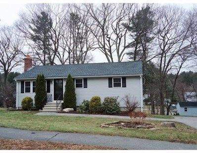 119 Fort Meadow Dr, Hudson, MA 01749 - #: 72483380