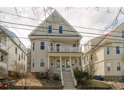 12 Spencer Avenue UNIT 2, Somerville, MA 02144 - #: 72483678