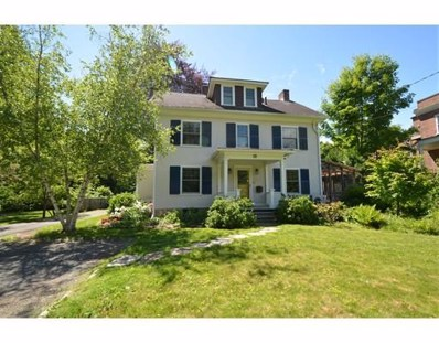 54 Snell Street, Amherst, MA 01002 - #: 72483693
