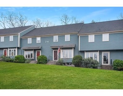 24 Deer Path UNIT 4, Maynard, MA 01754 - #: 72484000