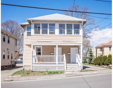 43 West St, Quincy, MA 02169 - #: 72484396