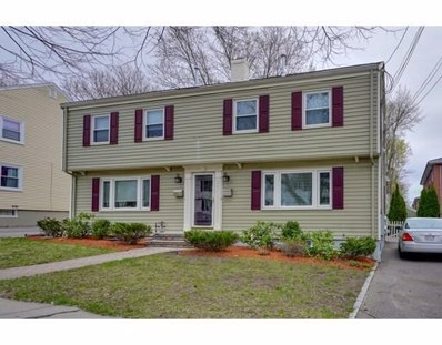 5 Rose Ave UNIT 5, Watertown, MA 02472 - #: 72484583