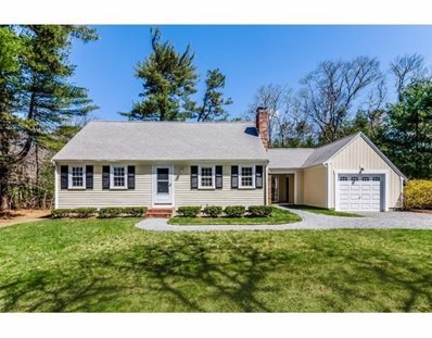 140 Red Brook Road, Falmouth, MA 02536 - #: 72484603