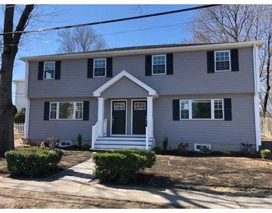 4-6 Pine Grove Street UNIT 6, Needham, MA 02494 - #: 72484686