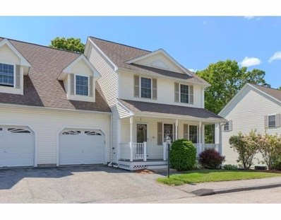 53 River St UNIT 304, Billerica, MA 01821 - #: 72484949