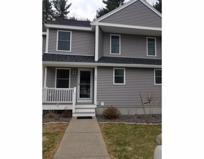 149 Bayberry Hill Lane UNIT 149, Leominster, MA 01453 - #: 72485913