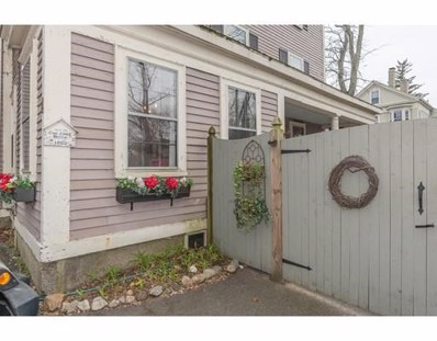 4 Pleasant Street UNIT A, Salem, MA 01970 - #: 72486020