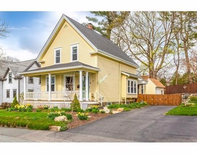 15 Pleasant Street, Easton, MA 02356 - #: 72486662