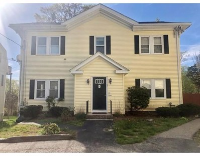 23 Pond St UNIT 1, Weymouth, MA 02190 - #: 72487398