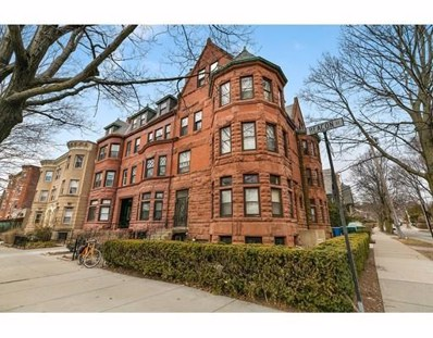 1774 Beacon St UNIT 1, Brookline, MA 02445 - #: 72487532