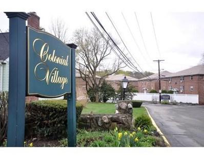 11 Colonial Village Dr UNIT 7, Arlington, MA 02474 - #: 72487539