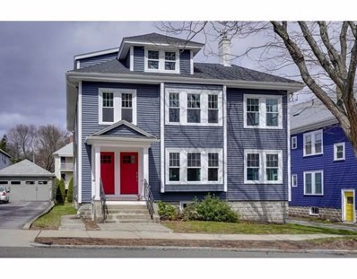 69 Highland Ave. UNIT 1, Arlington, MA 02476 - #: 72487729