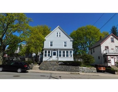 64 Walworth, Boston, MA 02131 - #: 72488370