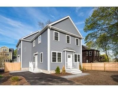 12 Green Street Terrace UNIT 12, Watertown, MA 02472 - #: 72488969