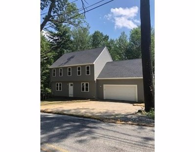 129 Quinapoxet St, Holden, MA 01522 - #: 72489200