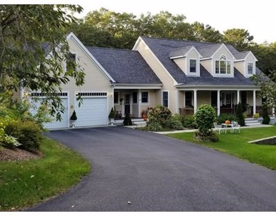 121 Spectacle Pond Dr, Falmouth, MA 02536 - #: 72489357