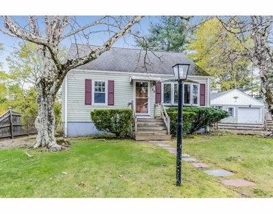38 Brickel Rd, Stoughton, MA 02072 - #: 72490463
