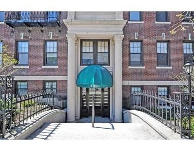 189 Chestnut Hill Avenue UNIT 11, Boston, MA 02135 - #: 72490696