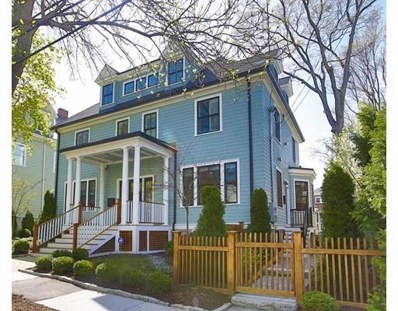 106 Thorndike St UNIT 1, Brookline, MA 02446 - #: 72490730