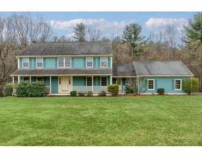 486 Central St, Boylston, MA 01505 - #: 72492450