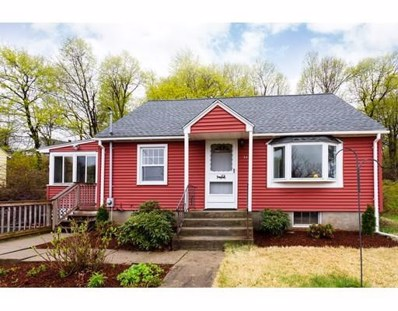 54 Colby Ave, Worcester, MA 01605 - #: 72492603