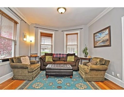 7 Bellflower St UNIT 1, Boston, MA 02125 - #: 72492716