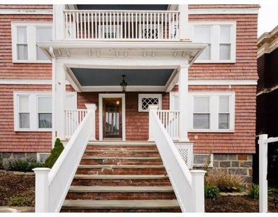 27 South Munroe Terrace UNIT 1, Boston, MA 02122 - #: 72493661