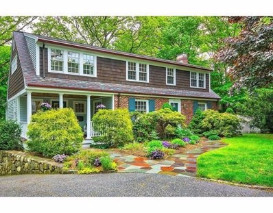 18 Ivy Rd, Wellesley, MA 02482 - #: 72493683