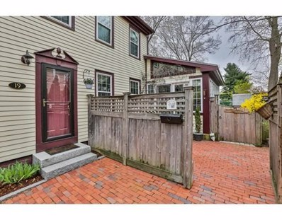 19 Madison St UNIT 19, Newburyport, MA 01950 - #: 72494365