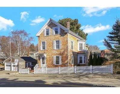 39 Lincoln Avenue UNIT 2, Marblehead, MA 01945 - #: 72494454