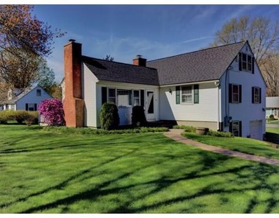 23 N Circle Dr, East Longmeadow, MA 01028 - #: 72494541