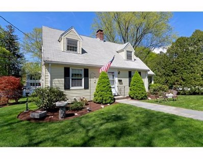 18 Elmwood Avenue, Natick, MA 01760 - #: 72495218