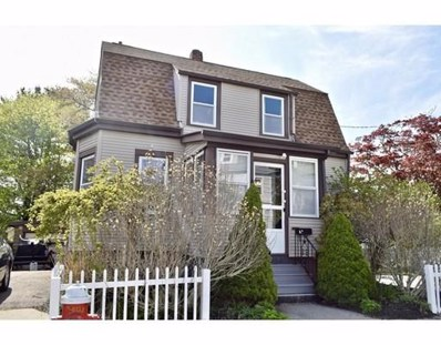 23 Jenny Lind St, New Bedford, MA 02740 - #: 72495602