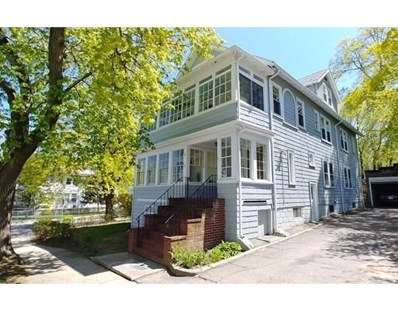 42 Maplewood St UNIT 1, Watertown, MA 02472 - #: 72495676