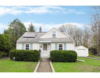 116 Holden Street, Worcester, MA 01606 - #: 72495721