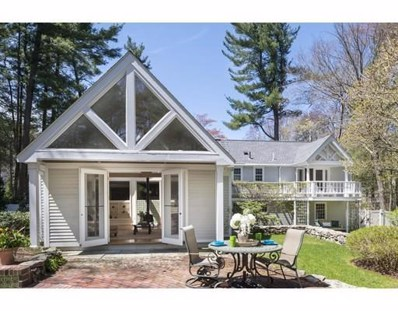 120 Montvale Road, Weston, MA 02493 - #: 72496028