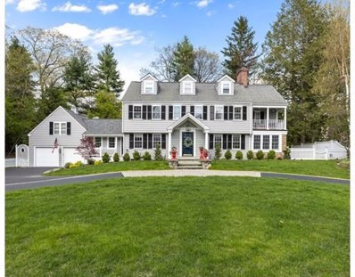 21 Old Colony Rd, Wellesley, MA 02481 - #: 72496232