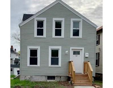 121 Ash St, New Bedford, MA 02740 - #: 72496312